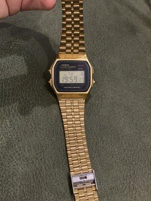 Casio Digitaal horloge goud-zwart