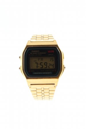 Casio Reloj digital color oro estilo «business»