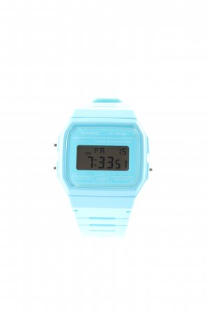 Casio Digital Watch blue casual look