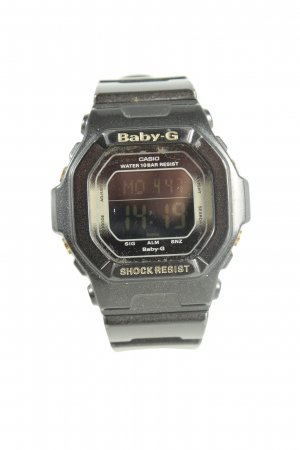 Casio Digitaluhr silberfarben Business-Look
