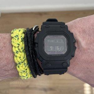 Casio Zegarek cyfrowy czarny