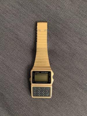 Casio Digital Watch gold-colored-silver-colored
