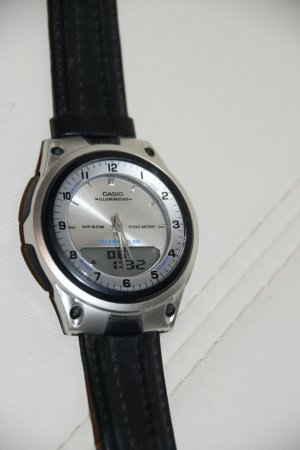 Casio Illuminator Armbanduhr