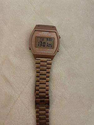 Casio Digital Watch rose-gold-coloured