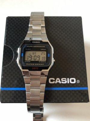 Casio uhr Vintage Retro Silber