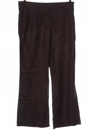 Cassani Baggy Pants brown casual look