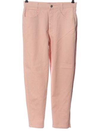 Cassani High Waist Jeans pink casual look