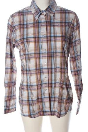 Cassani Lumberjack Shirt allover print casual look