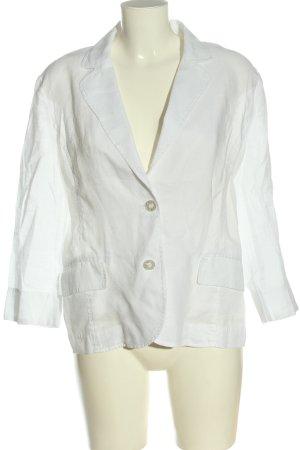 Cassani Klassischer Blazer white casual look