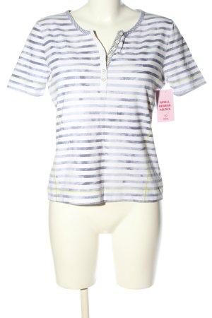 Cassani Stripe Shirt striped pattern casual look