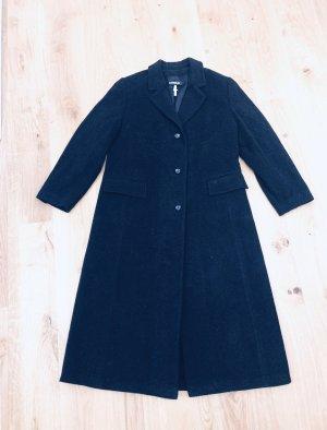 Cassani- Wolle Midi Mantel- Vintage- Oversized - Gr. 42-46/Xl-3Xl
