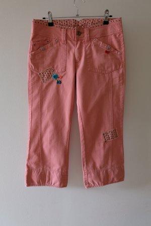 Cassidi Jeans mit Stickerei