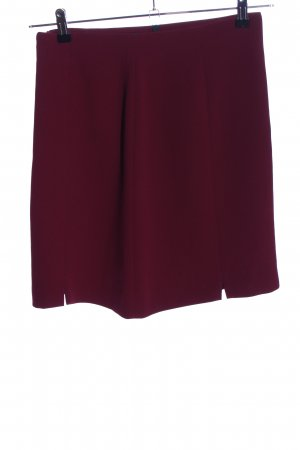 Cassis Miniskirt red casual look