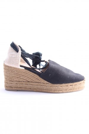 Castañer Espadrille Sandals blue casual look