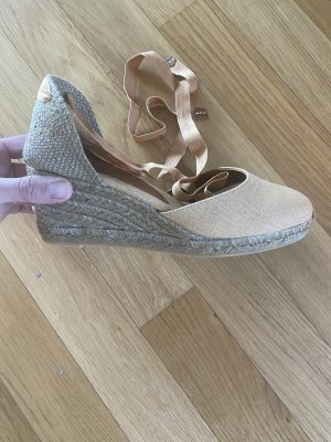 Castaner Schuhe 40 nude wedges