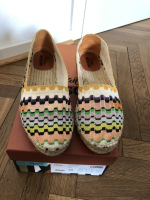 Castañer Mocasines multicolor