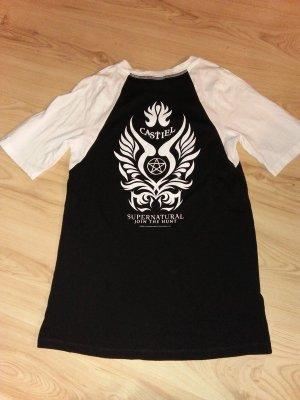 Castiel Supernatural Shirt S Nastrovje Potsdam EMP