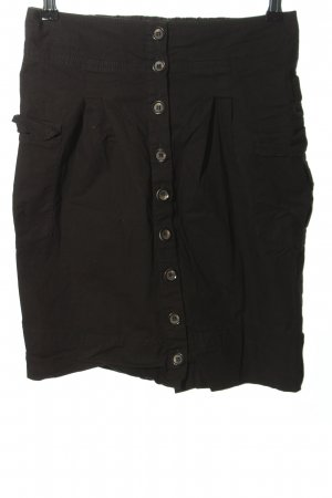 Castro Cargo Skirt black casual look