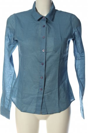 Castro Long Sleeve Shirt blue business style
