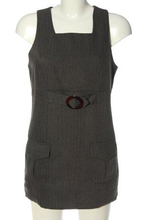 Castro Mini Dress light grey allover print casual look