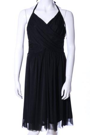 Castro Halter Dress black casual look
