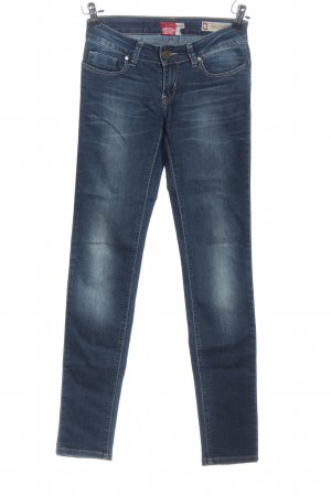 Castro Tube Jeans blue casual look