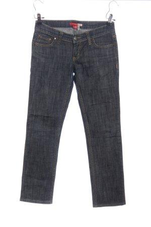 Castro Jeans a sigaretta blu stile casual
