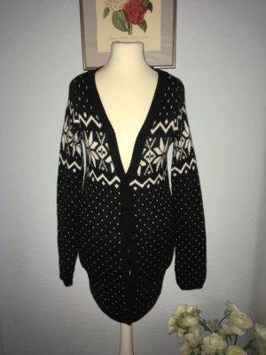 Castro Sweater black-white