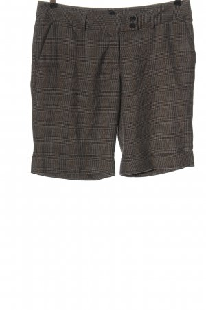Castro Shorts check pattern casual look