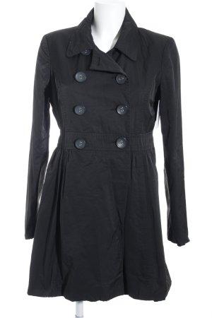 Castro Between-Seasons-Coat black business style