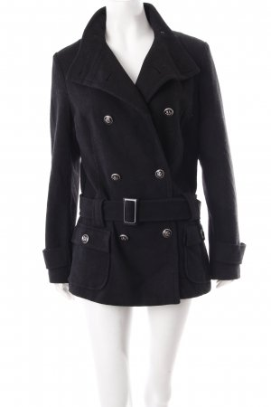 Castro Wool Jacket black wool