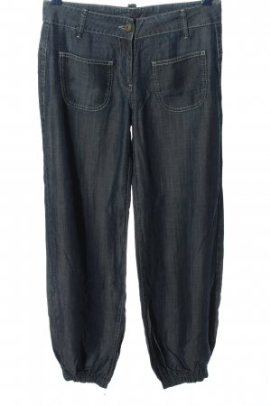 Casual Bandolera Baggy broek blauw casual uitstraling