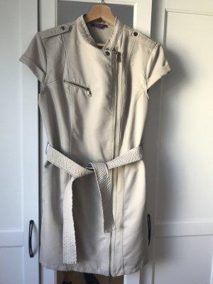 Casual beige dress