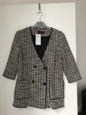 Reserved Tweed Blazer multicolored