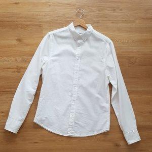 SMOG Camicia a maniche lunghe bianco