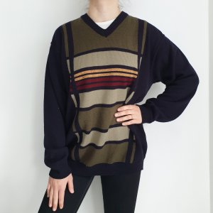 Casual Clothes Company Oversize Pullover schwarz Hoodie Pulli Sweater Oberteil Top True Vintage