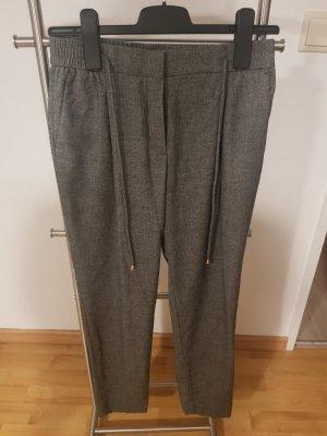 Massimo Dutti Pantalone di lana grigio