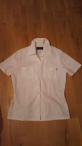 Orsay Polo shirt wit Polyester