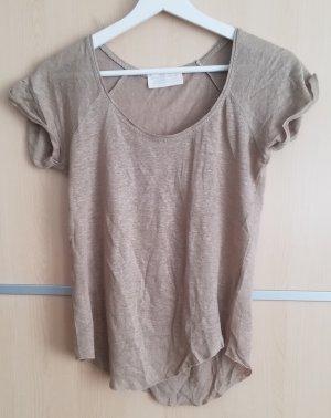 Casual Shirt in Beige von Zara (S)