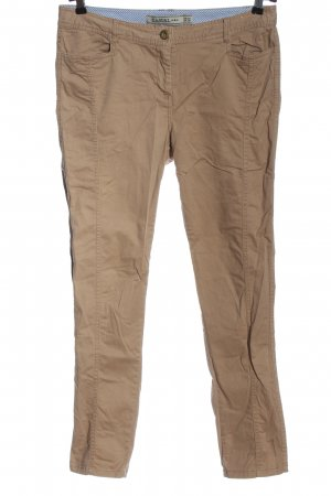 casual Jersey Pants brown casual look