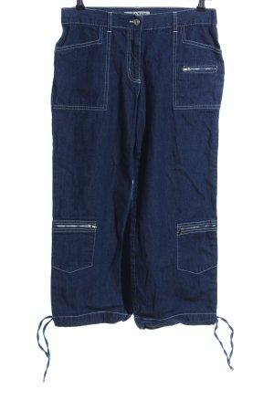 Casual W.E.A.R Workowate jeansy niebieski W stylu casual