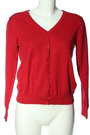 Casual W.E.A.R Cardigan rosso stile casual