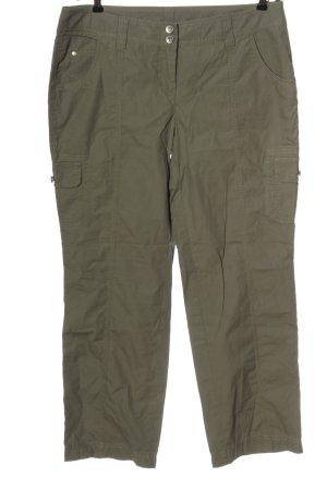 Casual W.E.A.R Jersey Pants khaki casual look