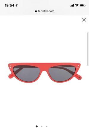 Stella McCartney Gafas Retro rojo-negro