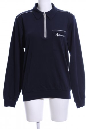 Catamaran Troyer blau Casual-Look