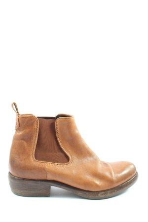 Catarina Martins Slip-on Booties brown casual look