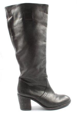 Catarina Martins High Heel Boots black casual look
