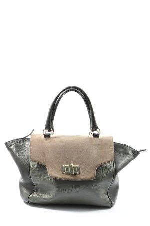 Cate Gray Carry Bag black-brown casual look