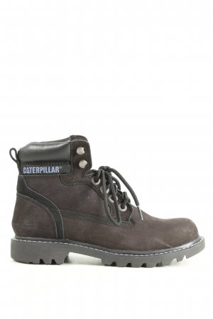 Caterpillar Booties brown casual look