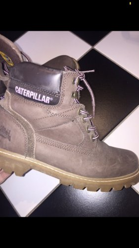 Caterpillar Snow Boots brown-pink